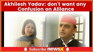 Akhilesh Yadav Interview, don't want any Confusion on Alliance, SP-BSP; Lok Sabha Elections 2019 - NEWSXLIVE