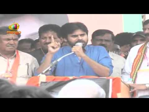 India needs a strong leader like Narendra Modi - Pawan Kalyan speech in Karnataka
