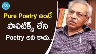 Writer & Journalist Devipriya Defines Poetry | Akshara Yathra With Mrunalini #32 | iDream Movies - IDREAMMOVIES
