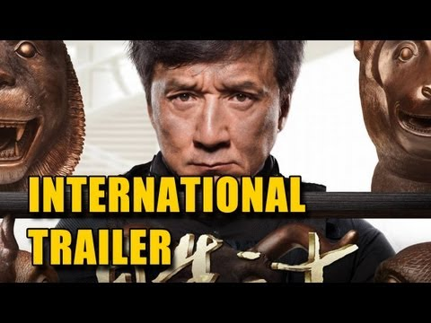 Chinese Zodiac International Trailer (2012) - Jackie Chan