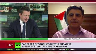 Australia officially recognises West Jerusalem as Israel's capital - RUSSIATODAY