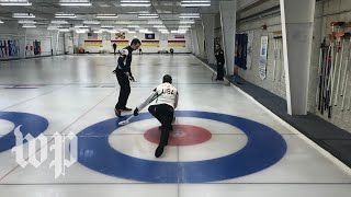 Interest in curling expected to grow ahead of Olympics - WASHINGTONPOST