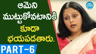 Actress Jayasudha Exclusive Interview - Part #6 || Koffee With Yamuna Kishore - IDREAMMOVIES