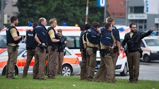 LIVE COVERAGE: Shooting rampage in Munich, multiple deaths reported, gunmen at large - RUSSIATODAY