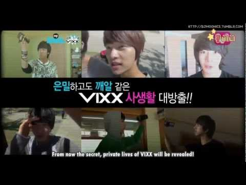 [ENG SUB] 120510 VIXX MyDOL Ep.05 (Full)