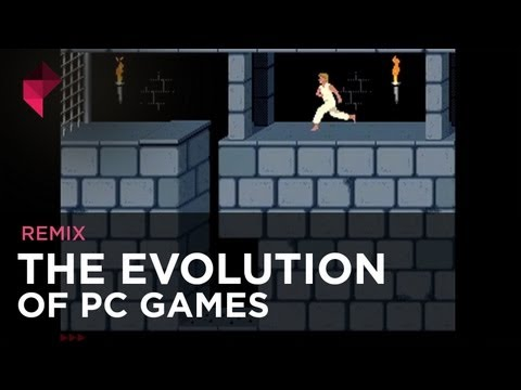 The Evolution Of PC Video Games