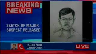 Police releases the sketch of major suspect in Ahmednagar explosion - NEWSXLIVE