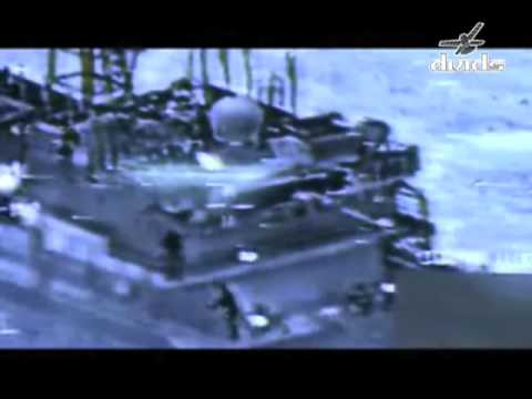 Somali Pirates Fire On U.S. Navy Helicopter -OuRB6EGLxI4