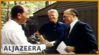 🕊️ Four decades on, Camp David Accords failing to bring peace? | Al Jazeera English - ALJAZEERAENGLISH