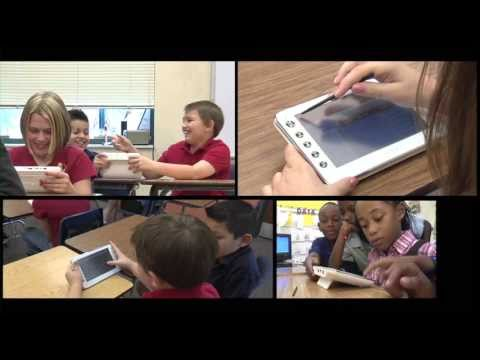 Kineo Tablet Built For Schools