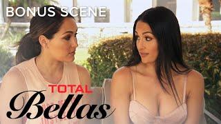 Brie & Nikki Bella Meet With a Shaman | Total Bellas | E! - EENTERTAINMENT