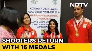 After CWG, Indian Shooters Plan To Peak In Asian Games - NDTV