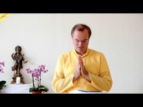 01A Vedanta Meditation und Jnana Yoga 1. Lektion: Was ist Vedanta, Achtsamkeitsmeditation