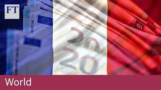 Emmanuel Macron unveils France's Budget for 2019 - FINANCIALTIMESVIDEOS