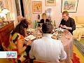 Un diner presque parfait pour un chauve parisien