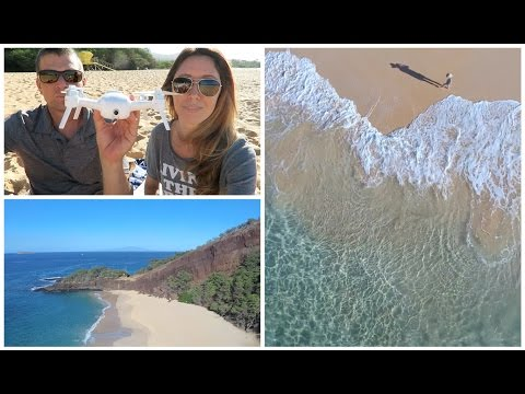 Flying Our Drone | Yuneec Breeze