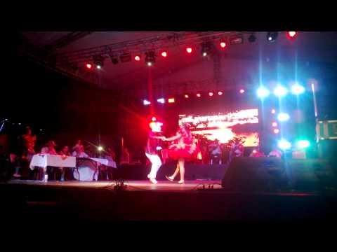 Yurupary de Oro 2014 Pareja Baile Joropo 1er Puesto