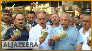 🇹🇷 Turkey crisis: Erdogan vows to boycott US electronics | Al Jazeera English - ALJAZEERAENGLISH