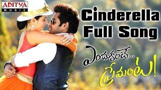 Cinderella Full Song || Endukante Premanta Movie || Ram, Tamanna - ADITYAMUSIC
