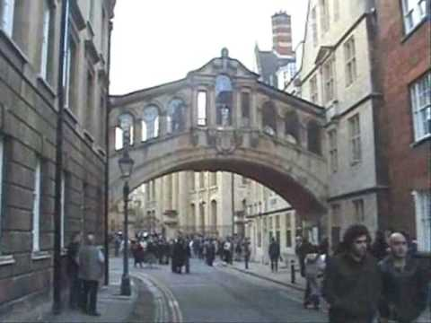 A Tour of Wonderful Oxford, England