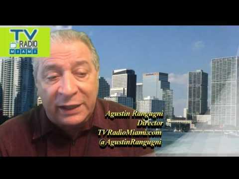TVRadioMiami - Economista Adolfo Ruiz : Perspectivas de la economia argentina