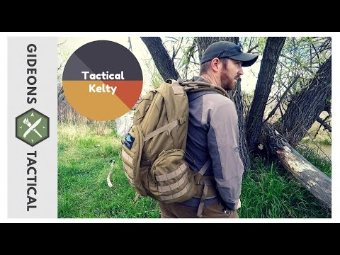 Tactical Kelty Pack: The Strike 2300 (2017 Version)