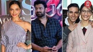 Deepika Padukone To Star Opposite Prabhas? | Sonam Makes A Revelation About Akshay Kumar - ZOOMDEKHO