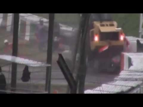 Jules Bianchi Crash Suzuka 2014-Momento exato do acidente F1