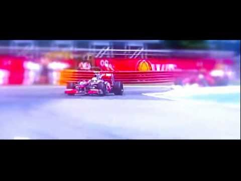 Formula 1 Canada 2012 Race Higlights Edit HD
