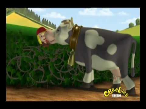 Traktor Tom-Zadanie dla maluszka