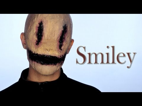 Special effects Smiley makeup tutorial | Silvia Quiros