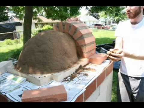 Paul's Earth Oven