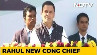 """""""PM Taking Us Back To Medieval Times,"""" Says Congress Chief Rahul Gandhi - NDTV"""