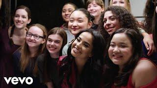 Becky G X Manhattan Girls Chorus:  J.Lo, Following Your Dreams and Overcoming Negativity - VEVO