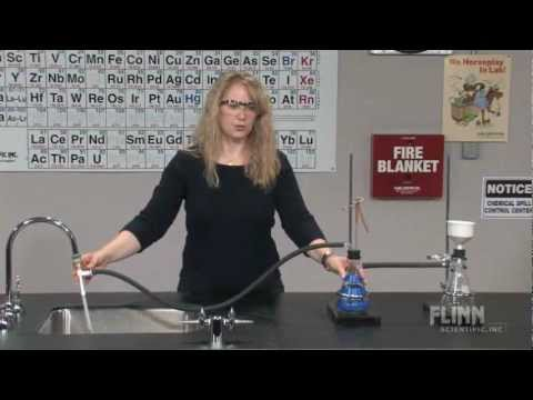 How To Set Up a Vacuum Filtration - Flinn Scientific