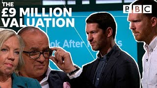 Dragon's struggle get their heads round such an enormous price tag - BBC - BBC
