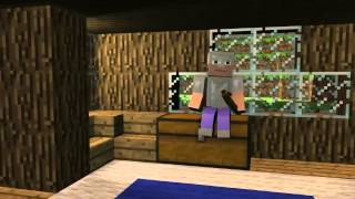 Minecraft : The Marvelous Adventures of Steve  [ Minecraft Movie Animation] [HD]