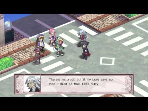 Disgaea 4 DLC (US) - The Fuka &amp; Desco show pt.18