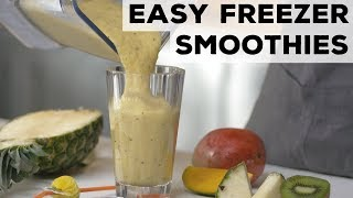 Easy Freezer Smoothies 5 Ways | Food Network - FOODNETWORKTV