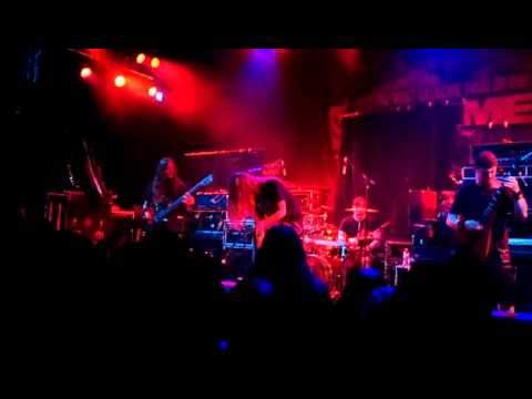 full show Cerebral Bore the summer slaughter 2012 los angeles california