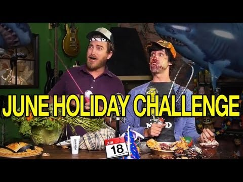 June Holiday Challenge