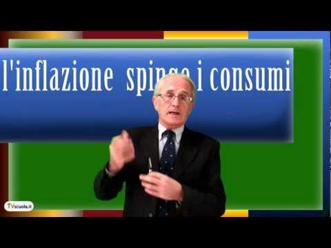 Deficit e debito pubblico - Inflazione, obbligo di pareggio, Europa, Spiegazione - (3/3)