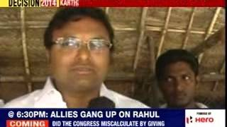 Chidambaram's son attacks Modi - NEWSXLIVE
