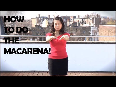 How To Dance Macarena