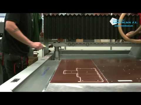 Fabricación de Troqueles: trabajos de alta tecnología y precisión