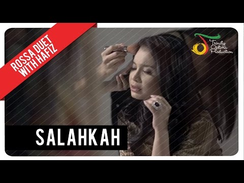 Rossa Duet With Hafiz - Salahkah | Official Video Clip