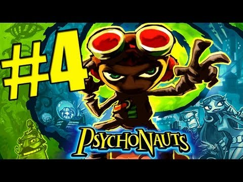 Psychonauts -    - #4