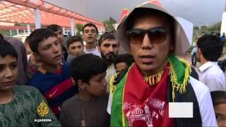 Afghanistan footballers' financial struggle - ALJAZEERAENGLISH