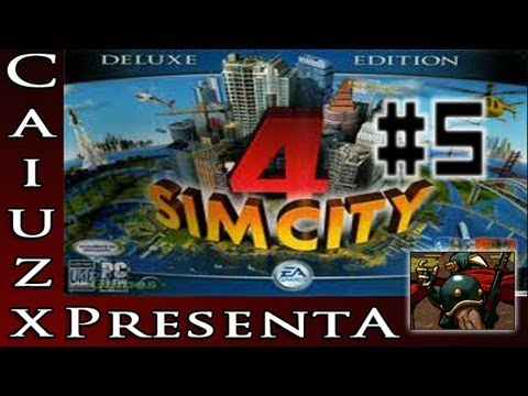 "Let's play Sim City 4 [Parte 5] - ""E' nata una stella"""