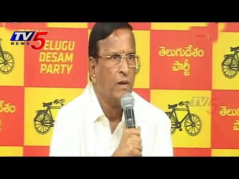 Gali Muddu Krishnama Naidu Slams  YS Jagan : TV5 News